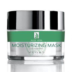 Vegas Cosmetics Aloe Vera Feuchtigkeitspflegemaske